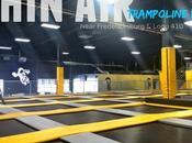 Thin Sports Trampoline Park Central Antonio