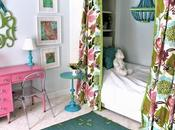 Tween Girls' Bedroom Reveal Pink, Blue, Floral With Built Painted Desk (And Source List)