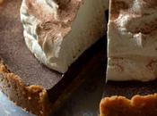 Dark Chocolate Shortbread Tart