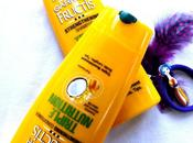 Hair Care Routine with Garnier Fructis Triple Nutrition Shampoo Conditioner