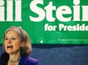 Jill Stein Announces Second President