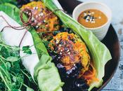 Delicious: Green Kitchen Stories Halloumi Veggie Burgers