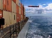 Tomohawk Missile Punches Through Shipping Container