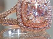 Engagement Ring Candy: Rose Gold Rings