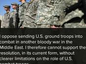 Obama Wants Increase U.S. Participation Iraq/Syria