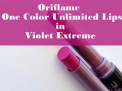 Oriflame Color Unlimited Lipstick Violet Extreme