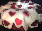 Velvet Valentine's Cake