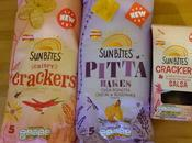 REVIEW! Walkers Sunbites Crispy Crackers, Pitta Bakes Crackers