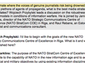 NATO Getting Worried About Information