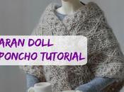Aran Doll Poncho Tutorial