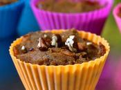 Carrot Cake Muffins {Gluten Free Vegan}