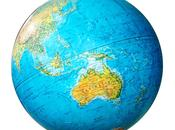 Australia Slid Impact-remnant Earth's Second Smaller Moon?