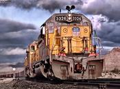 Besieged Train