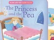 Slide Board Book 'The Princess Pea'