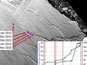 Another Blow Antarctic Glacial Stability Larsen Shelf Cracks
