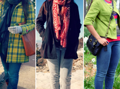 Three Ways Style Brown Mid-Rise Boots