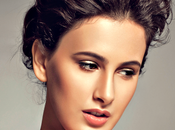 Model Makeup Beauty Look Sahar