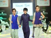 India Kids Fashion Week Clothing Brands/Designers Available Little Models Walking Ramp