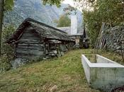 Build Hidden Modern Cabin Switzerland