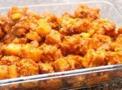 Paneer, Potato Sweetcorn Masala Curry