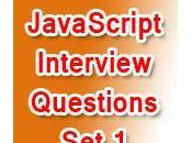 Basic JavaScript Interview Questions Answers