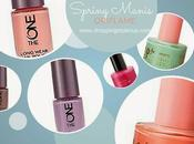 Beauty Wish List March 2015 Spring Ready Nail Polishes Oriflame