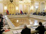 Russia Belarus Union State Supreme Council Meeting