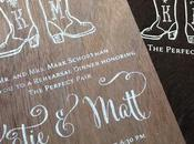 Stamped Paper Company Creative Invitation Designs