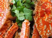 Lemongrass Crabs