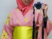Japan Diaries: Hijabi Kimono