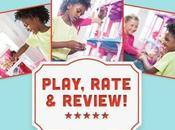 Mattel's Play, Rate Review Program
