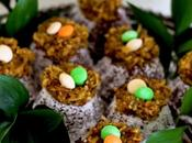 Welcoming Spring With Party Carrot Cake Nest Recipe