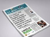 Mundo Spain: When Type Tells Story Best