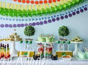Rainbow Patrick's Party