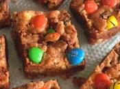 M&M COOKIES SLICES