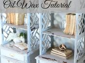 Milk Paint Shelf Makeover Tutorial