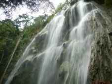 Tumalog Falls: Magical Gossamer Curtain Oslob