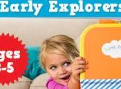 Little Passports Offering Their Early Explorers Subscriptions Preschoolers! #affiliate