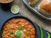 Make Mumbai Bhaji ,Pav Recipe
