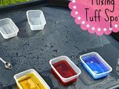 Water Mixing Tuff Spot Blog