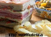 Incredible NOLA Sandwich Muffuletta, Inspired Central Grocery Market