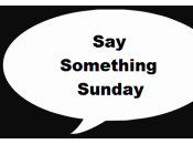 Something Sunday Stop Lying About Edition