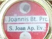 Relics John Baptist Evangelist