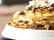 SNICKERS® Crepe Cake Recipe