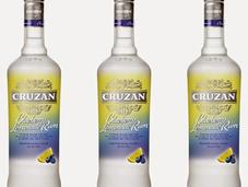 Cruzan Introduces Blueberry Lemonade Flavored