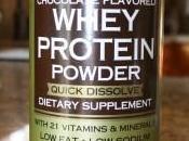 Protein Powder Review Trader Joe's Whey