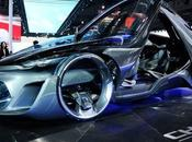 Chevrolet Unveils Driverless Concept with Gesture Controls Dragonfly Doors