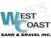 West Coast Sand Gravel Streamlined Operations with Tracking