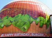 Celebrating Burger's 60th Birthday