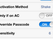 ShakeToUnlock Lets Unlock Your iPhone Shaking Gestures